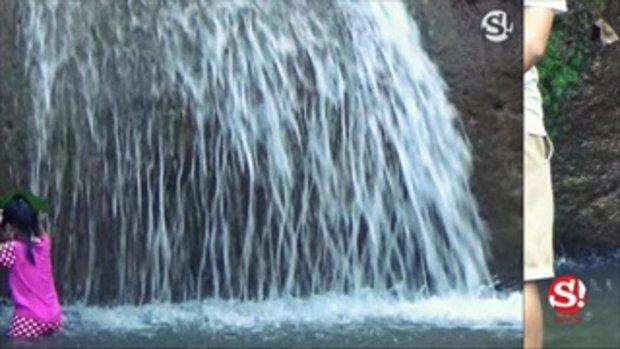เปิดประสบการณ์ใหม่แห่งการท่องเที่ยว น้ำตกภูซาง  น้ำตกอุ่นแห่งเดียวของไทย