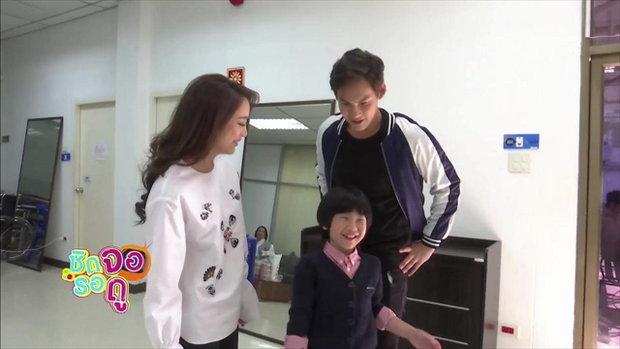 บอส ชนกันต์ ควง แม็กกี้-น้องคิมซุน พูดคุยความสนุกของละครสารวัตรแม่ลูกอ่อน ในสนามข่าวบันเทิง