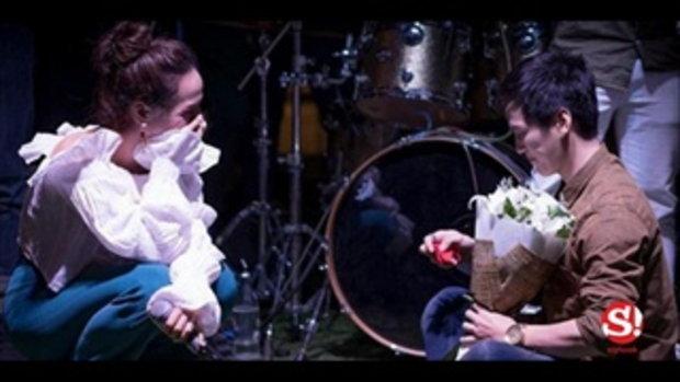 14 โมเม้นต์สุดโรแมนติก ช็อตขอแต่งงานของคนบันเทิง