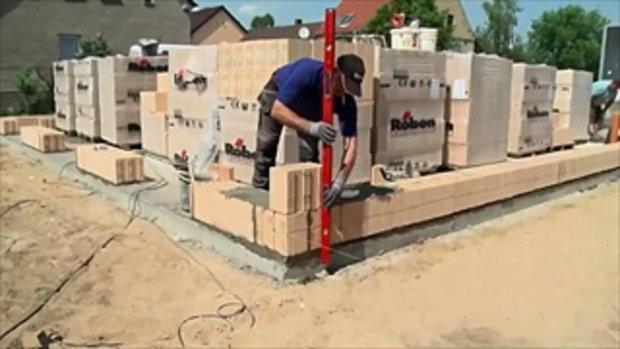 ในประเทศที่พิถีพิถันมากที่สุดในโลกวิธีการสร้างบ้าน