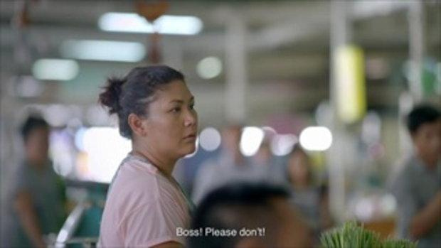 โฆษณาไทย เจ๊ดาตลาดแตก โกอินเตอร์ คนฮ่องกง-ไต้หวันแห่ชม