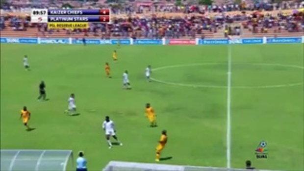 ขอขวานหน่อย! ทีมลีกสำรองแอฟริกาใต้ครองบอลสุดกวนช่วงท้ายเกม