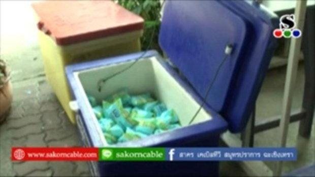 Sakorn News : ปศุสัตว์ สป. ลงตรวจสอบ นมเสียในพื้นที่ อำเภอบางพลี