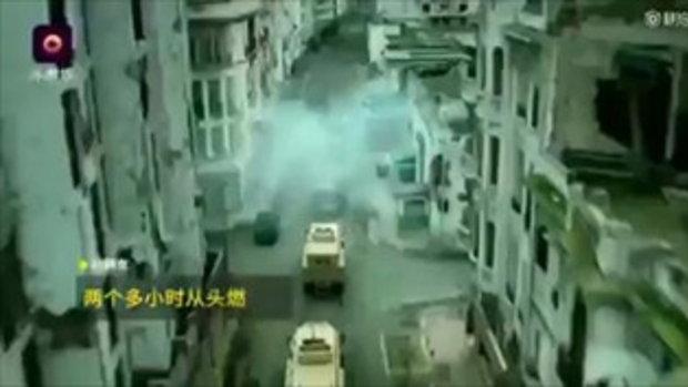 """4 วันทะลุ 3 พันล้าน """"ปฏิบัติการทะเลแดง"""" ภาพยนตร์สร้างจากภารกิจจริงของกองทัพเรือจีน"""
