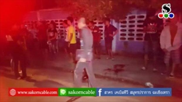 Sakorn News : หนุ่ม 17 ควบจักรยานยนต์แหกโค้งอัดต้นไม้ เสียชีวิต