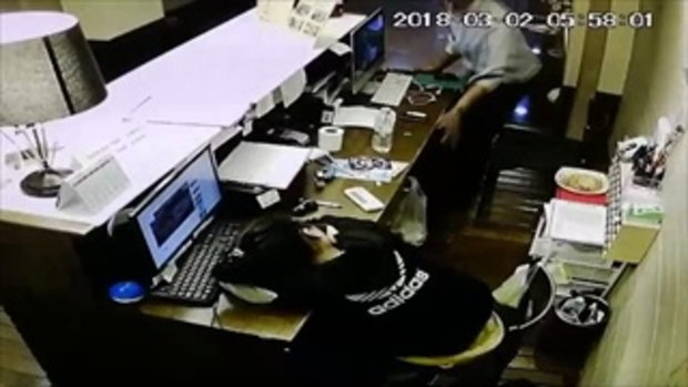 เตือนภัย สาวทำงานกะดึก ถูกเพื่อนร่วมงานเมาลวนลาม อ้างเห็นหน้าแล้วข่มอารมณ์ไม่อยู่