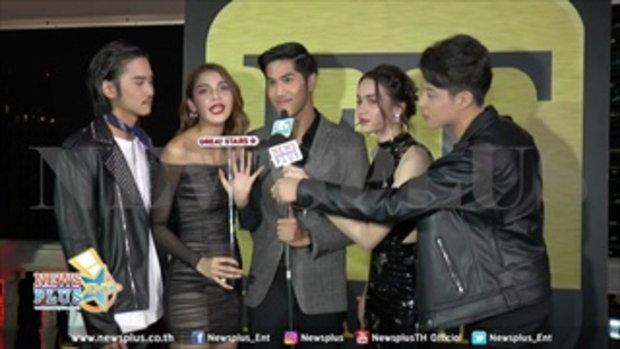 พีเค-แบงค์-สกาย-จีน่า-แจ๊ค ร่วมเปิดตัวรายการบันเทิงรูปแบบใหม่ Entertainment Tonight Thailand