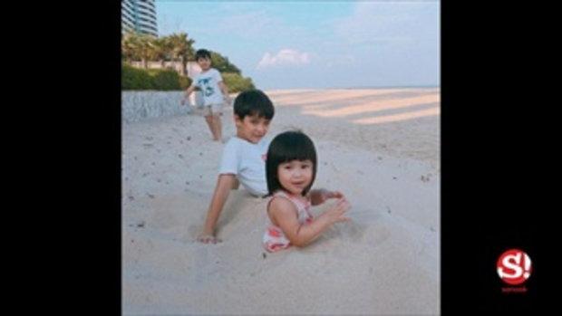 ชีวิตอบอุ่น น้องนาดา ลูกบุญธรรม ฮิวโก้ -ฮาน่า วัย 1 ขวบ น่ารักทุกโมเมนต์