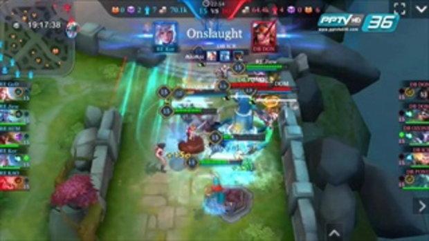 King of Gamers รอบ8 ทีมสุดท้าย Group A ลูกทีมของมาสเตอร์คนไหนจะเป็นจ่าฝูงและผ่านเข้ารอบ ห้ามพลาด! -