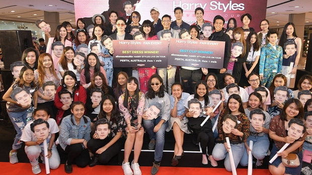Harry Styles FAN EVENT in Thailand