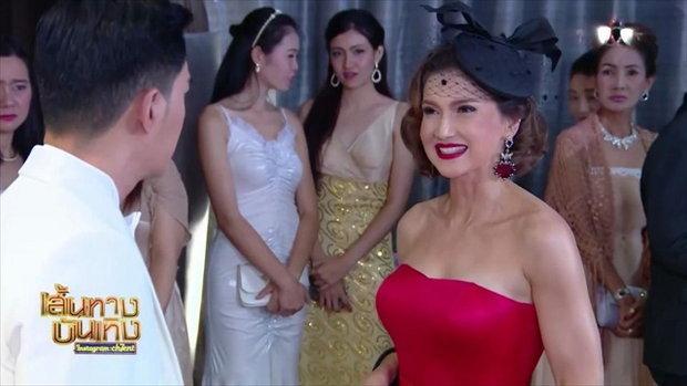 เบื้องหลัง แอน สิเรียม เปิดศึกชิงสามีในงานแต่ง เคลลี่-แซมมี่ ละครเสน่หามายา