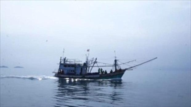 คนมันส์พันธุ์อาสา : อาสาดำน้ำเก็บขยะและสร้างบ้านปลาใต้ทะเลอ่าวคุ้งกระเบน ช่วงที่ 2/3 (18 มี.ค.61)