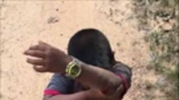 นักสู้ย่อมมีบาดแผล แชร์สนั่นเด็กชายร้องไห้ด้วยความเจ็บใจ หลังล้มมอเตอร์ไซค์