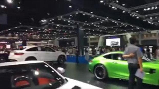 ส่องนางฟ้ามอเตอร์โชว์ Motor Show 2018