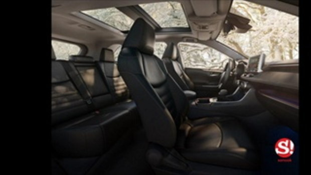 Toyota RAV4 2019 ใหม่ เปิดตัวครั้งแรกในโลกที่นิวยอร์คมอเตอร์โชว์