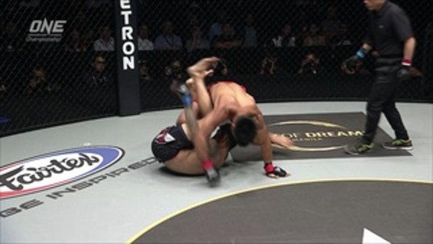 Honorio Banario vs Vaughn Donaire