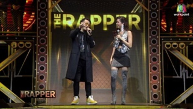 THE RAPPER THAILAND | EP.01 | 9 เมษายน 2561
