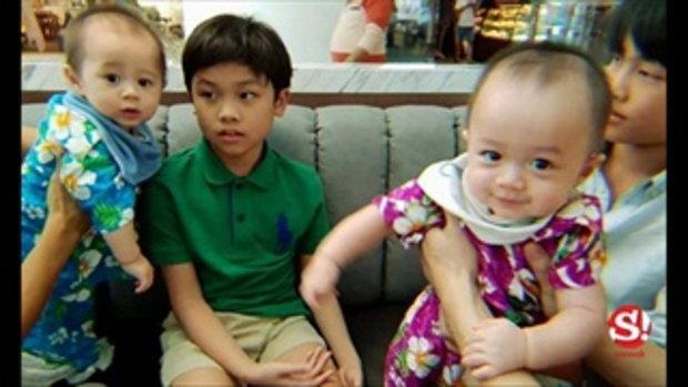แก๊งพี่น้องรวมตัว คุน-จุน ปะทะคู่แฝด สายฟ้า-พายุ น่ารักปนชุลมุน