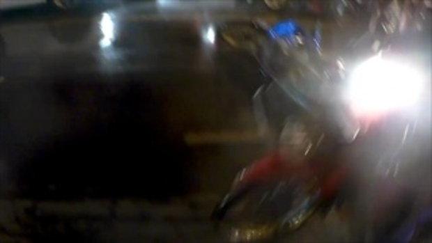 แชร์ไปให้ระวัง #สงกรานต์ถนนลื่น