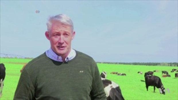 เกษตรกรอเมริกันใช้เทคโนโลยีสมัยใหม่เพิ่มผลผลิตใน