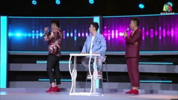 I Can See Your Voice -TH - EP.113 - 4/6 - บี พีระพัฒน์ - 18 เม.ย. 61