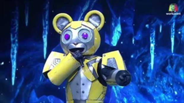 Let It GO - หน้ากากหมีเหล็ก - THE MASK SINGER 4