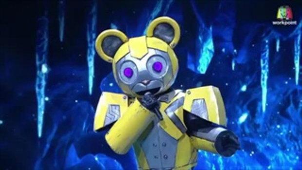 หน้ากากหมีเหล็ก - EP.12 - Semi Final Group D- THE MASK SINGER หน้ากากนักร้อง 4