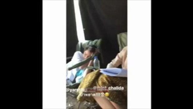 มาร์กี้-มิ้นต์ ชาลิดา 2เพื่อนซี้ และแก๊งเพื่อนบุกเยาวราชกินหอยทอด