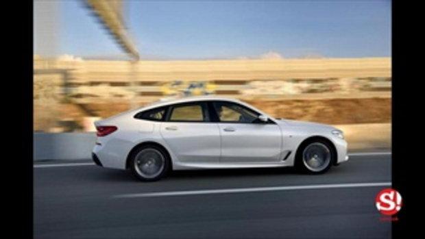 BMW 6-Series GT 2018 เพิ่มรุ่นเครื่องยนต์ดีเซล 2.0 ลิตร