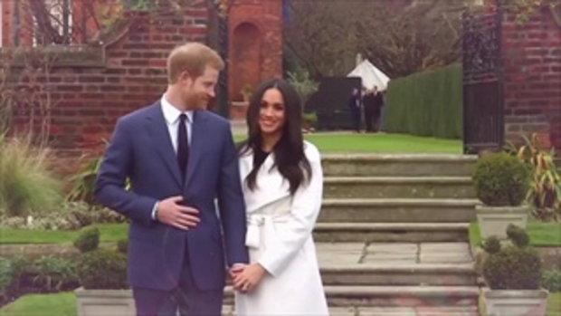 """คำขอแต่งงานสุดน่ารักของ """"เจ้าชายแฮร์รี่แห่งเวลส์"""""""