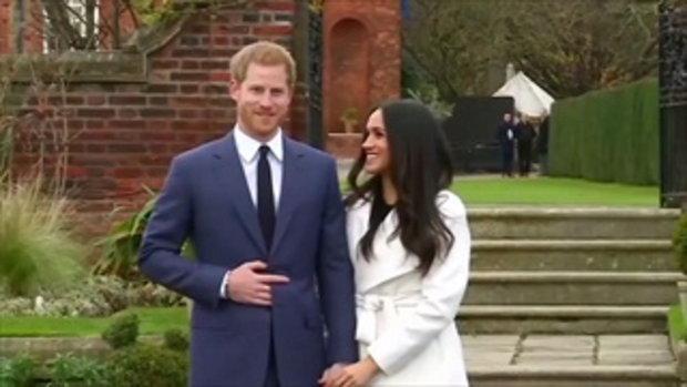"""พีพีทีวีถ่ายทอดสด พิธีเสกสมรส """"เจ้าชายแฮร์รี่"""" กับ """"เมแกน มาร์เคิล"""" วันที่ 19 พฤษภาคมนี้"""