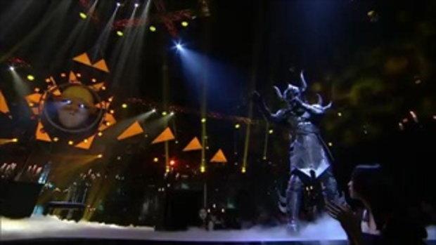 THE MASK SINGER หน้ากากนักร้อง 4 - EP.15 - 1/5 - Final Group C - 17 พ.ค. 61