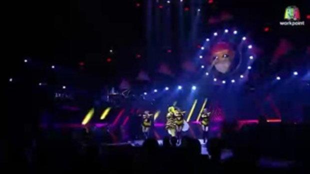 หน้ากากผึ้ง - EP.15 - Final Group C - THE MASK SINGER หน้ากากนักร้อง 4