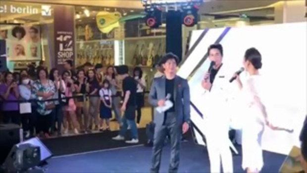 เจมส์ จิรายุ ออกพระศรีขันทิน ร้องเพลงเพราะๆ งาน LIV WHITE DIAMOND