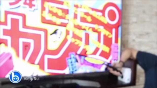 #Vlog หนุ่ย พงศ์สุข ร้องจ๊ากกกกก! เมื่อเจอ Famicom Mini สีทอง เข้าไป