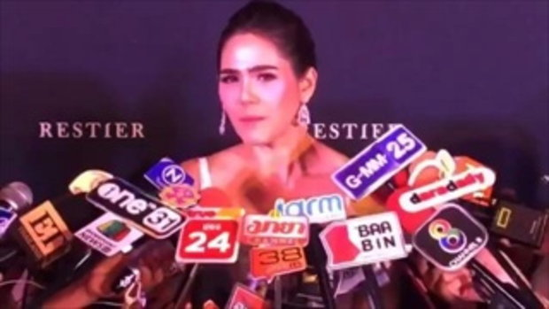 'ชมพู่' ป้อง 'เจนี่-วุ้นเส้น-โยเกิร์ต' เดินพรมแดง สวนกลับ 'เกิดที่ไทยตายที่คานส์'