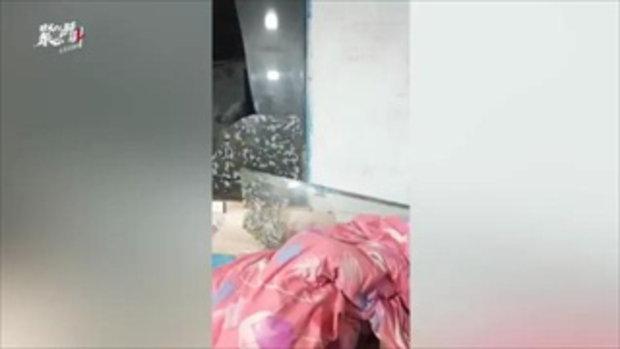 เกิดแผ่นดินไหว 5.7 ที่มณฑลจี๋หลินของจีน ไม่มีรายงานผู้บาดเจ็บ-เสียชีวิต