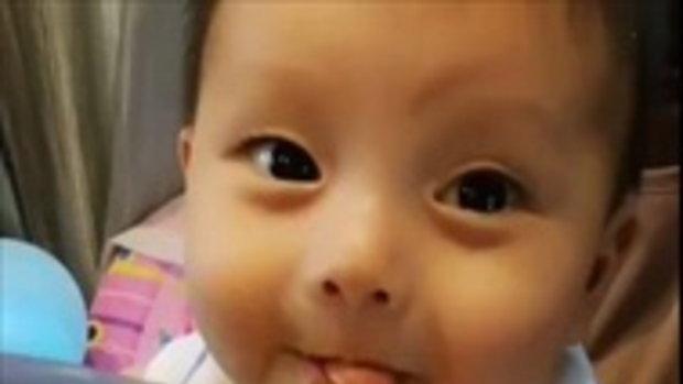 นุ้ย สุจิรา กับลูกล่าสุด น่ารักมาก