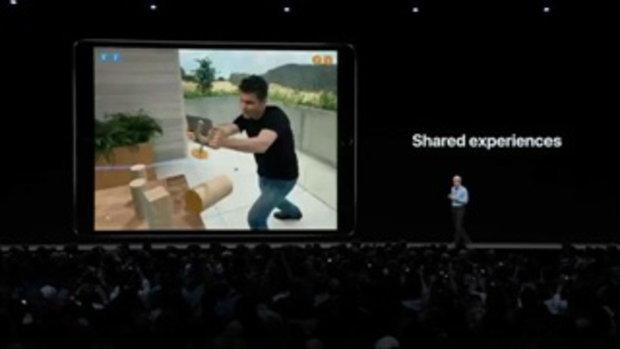 แบไต๋สรุปของเล่นใหม่ใน #iOS12 ที่ทุกคนจะได้ไปต่อ #อัปฟรี!!