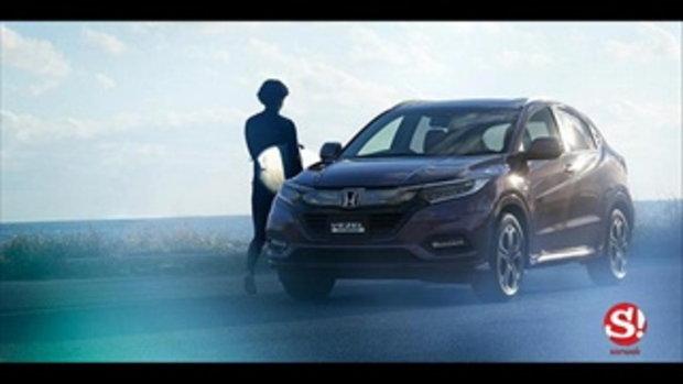 Honda HR-V 2018 ไมเนอร์เชนจ์เผยทีเซอร์อย่างเป็นทางการในไทยแล้ว