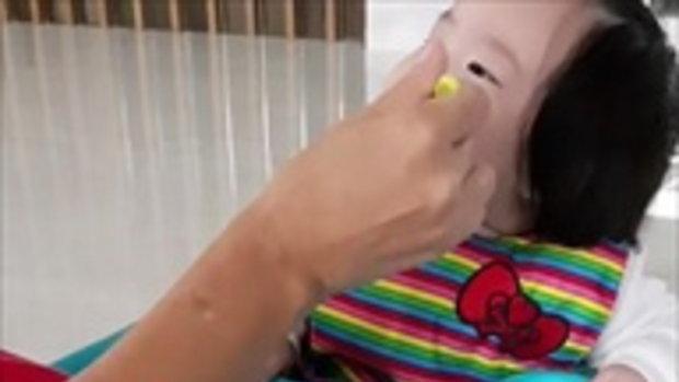 ลูกสาวตุ๊กตา อินทิรา น่ารักน่าชัง