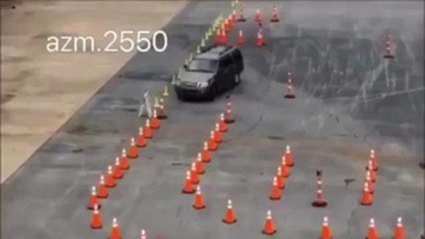 พระเจ้า! นี่คือการสอบใบขับขี่ที่แคนาดา