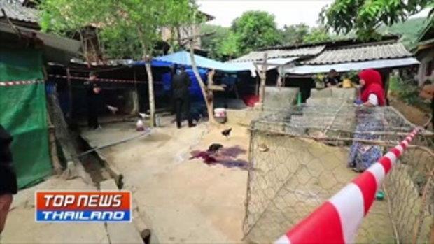 ยะลาโหด!! คนร้ายกราดยิง ชาวบ้าน เสียชีวิต 5 ศพ เร่งหาตัวคนร้าย
