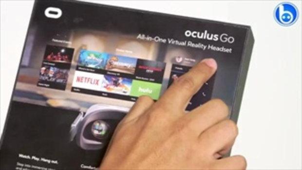 #OculusGo โอ้โหดีงาม!