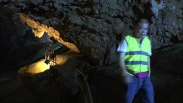 เปิดใจหัวหน้าโค้ชทีมหมูป่า มีความหวังว่าเด็กๆ รอดชีวิตอยู่ในถ้ำหลวง