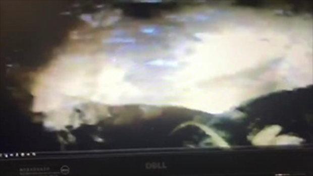 เปิดภาพจากกล้องสำรวจ จนท.ลงปล่องถ้ำเหนือดอยผาหมี