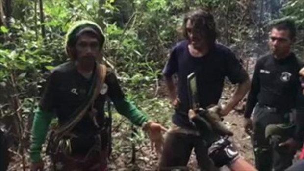 เสียงที่ได้ยินออกมาจากถ้ำหลวง!! จากปาก 2 หนุ่มเก็บรังนก ร่วมภารกิจค้นหาทีมหมูป่า