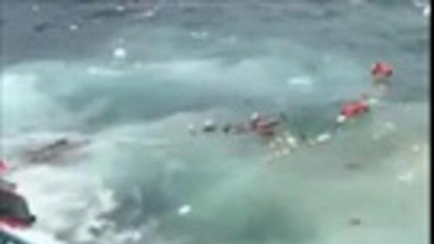 ยอดเสียชีวิต เรือเฟอร์รี่ล่มที่อินโด พุ่ง34ศพ