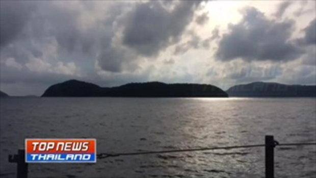 พบอีก 1 ศพ ลอยใกล้เกาะเขียวข้างเกาะพีพี คาดเป็นนักท่องเที่ยวที่ประสบเหตุเรือล่ม