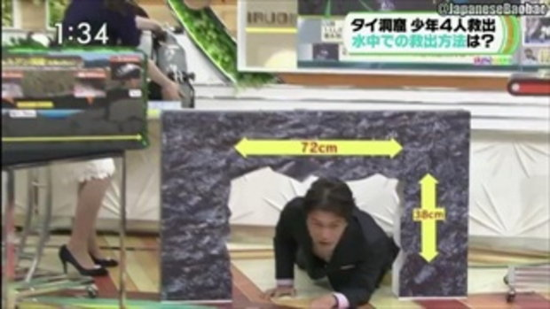 สื่อญี่ปุ่นทุ่มทุน สาธิตให้ดู
